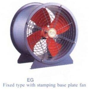 Quạt hướng trục tiết kiệm điện EG