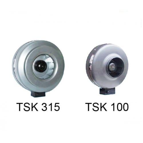 Quạt ly tâm đồng trục TSK