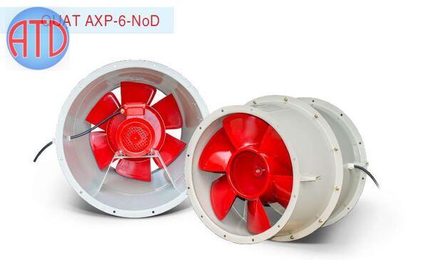 Quạt tăng áp công nghiệp AXP-6 NoD
